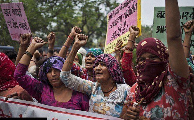تجاوز گروهی 5 مرد به دختر هندی برای بار دوم! (تصاویر)