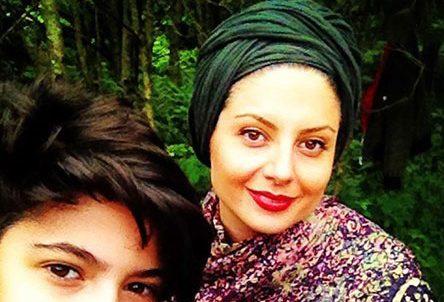 عکس های داغ بازیگرانی ایرانی در شبکه های اجتماعی