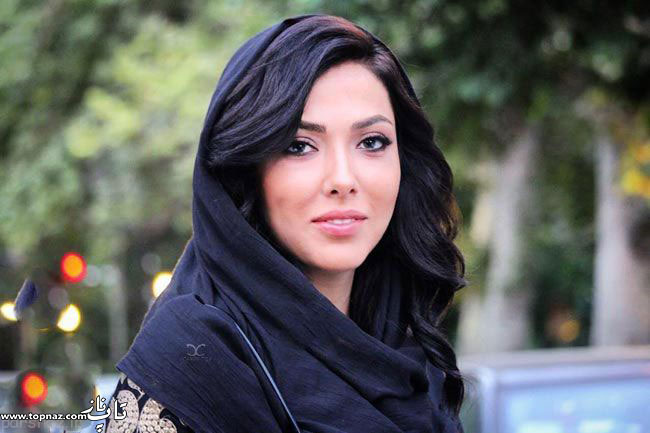 عکس لیلا اوتادی در جشن حافظ