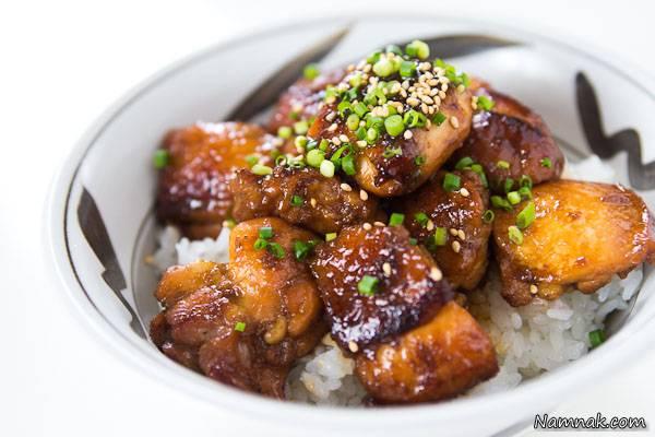 Photo of مرغ زنجبیلی | طرز تهیه مرغ زنجبیلی خوشمزه با سینه مرغ یا بوقلمون