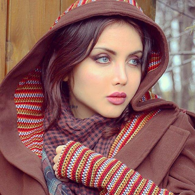 عکس های جذاب نهال سلطانی مدل ایرانی