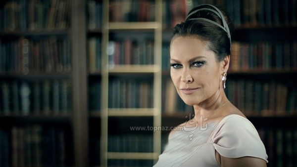 عکس های هولیا آوشار بازیگر نقش صفیه سلطان در سریال ماه پیکر
