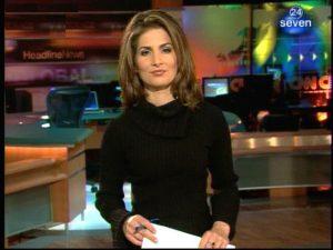 ماجرای سوء استفاده از مجری جذاب زن ایرانی چیست؟! (عکس)