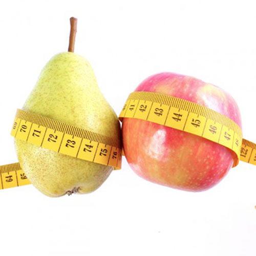 انداع تیپ بدن زنان | تیپ گلابی سیب و موز