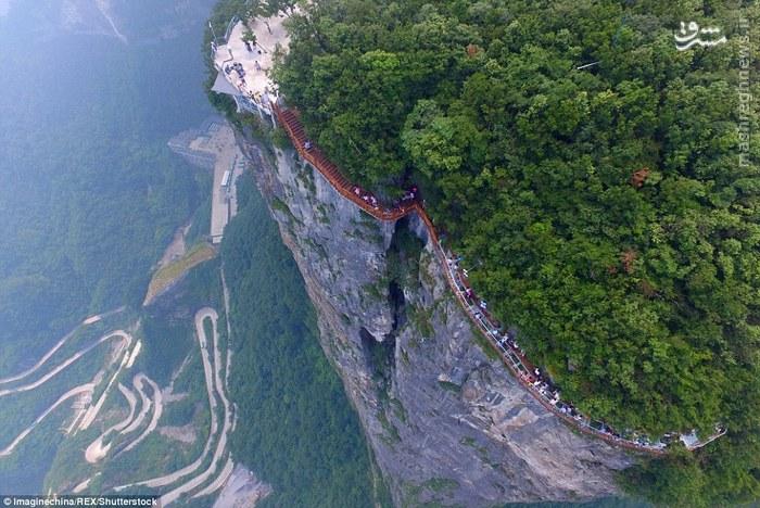 عکس های جالب از تفریح جنجالی چینی ها!