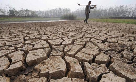 ایران تا 20 سال دیگر کامل خشک و غیر قابل زندگی می شود!