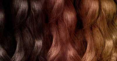 روش های رنگ کردن مو به صورت طبیعی
