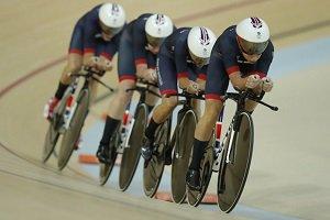 رکوردشکنی زنان بریتانیا در دوچرخه سواری المپیک