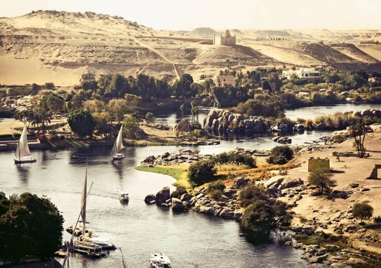 اسوان، مصر؛ خشکترین شهر جهان