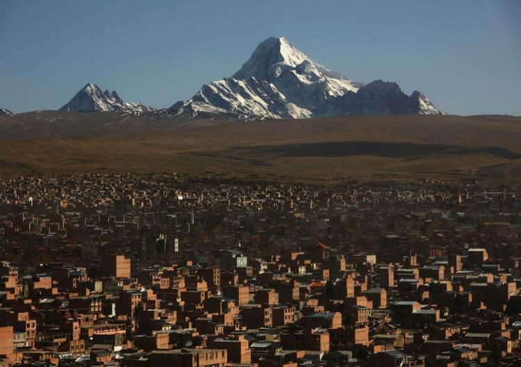 ال آلتو، بولیوی؛ مرتفعترین شهر جهان