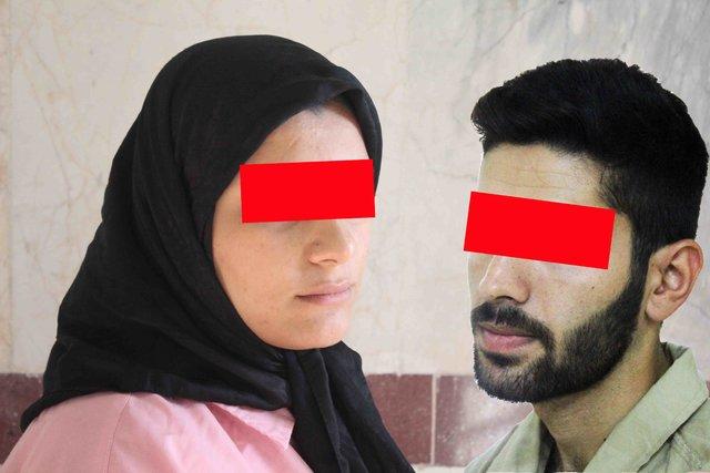 قتل همسر با ضربات چکش به کمک دوست پسر