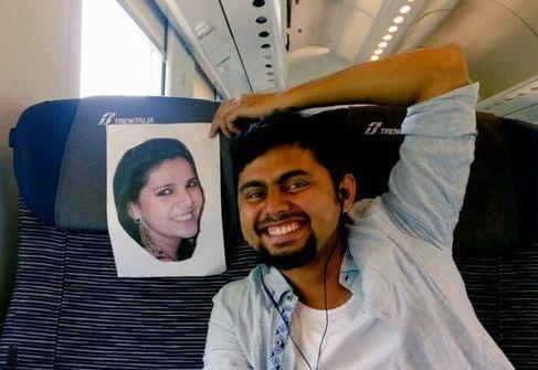 داستان داماد هندی که بدون عروس به ماه عسل رفت! عکس
