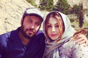 "عکس ""محسن چاوشی و همسرش"""