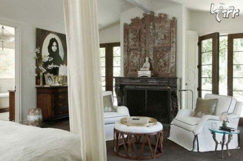عکس های دیدنی از منزل گران قیمت جنیفر لوپز که بتازگی خریده!