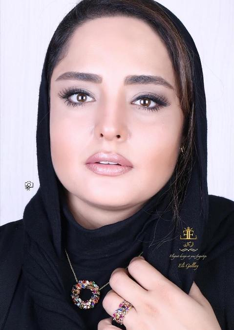 عکس های  جدید نرگس محمدی به عنوان مدل تبلیغاتی