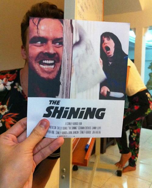 عکس های خفن و خنده دار شوخی با پوستر فیلم ها