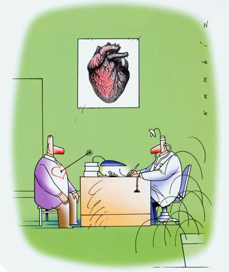 کاریکاتورها و کارتون های روز پزشک