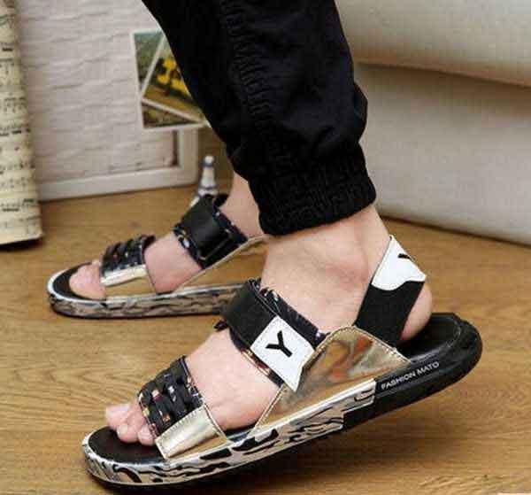 مدل های کفش و صندل مردانه