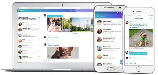 دانلود نسخه جدید یاهومسنجر برای PC, اندروید و iOS با امکانات خاص
