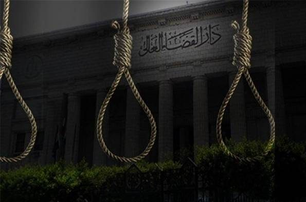 اعدام 5 مرد که به 2 زن در جنگل تجاوز کرده بودند