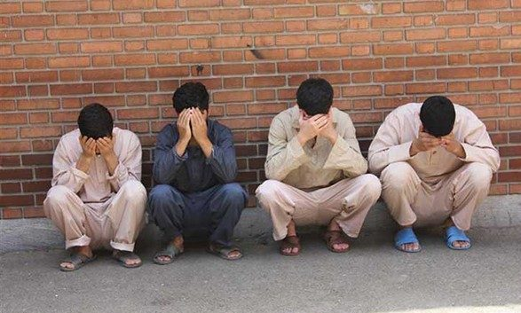 تجاوز جنسی گروهی به زن یائسه در پایین شهر تهران