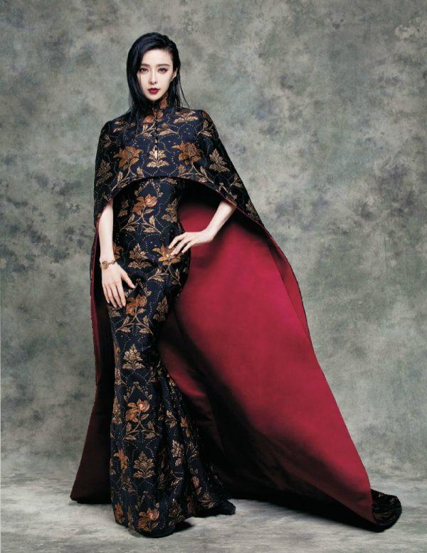 دختر آسیایی زیبا