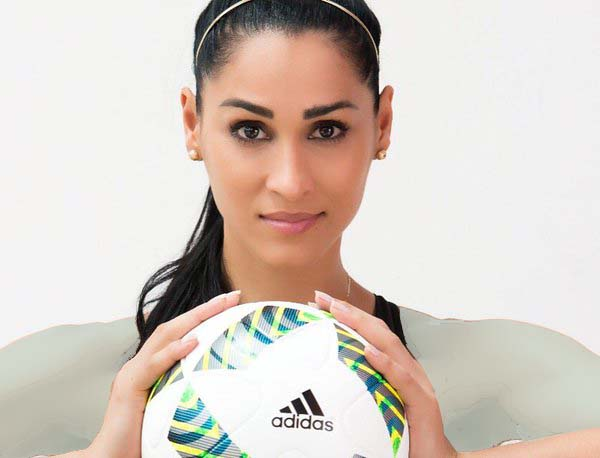 Jaqueline Carvalho والیبال از کشور برزیل