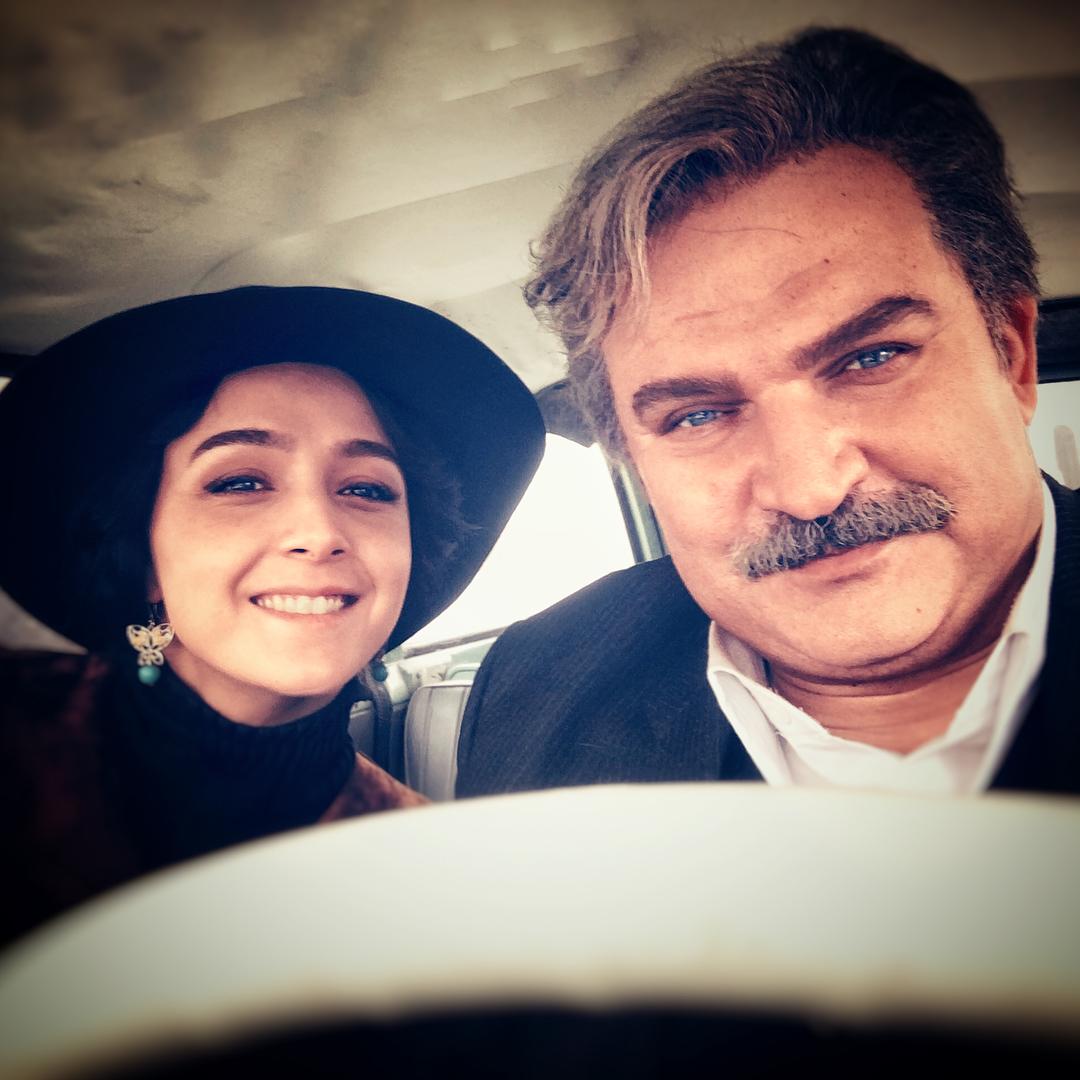 """Photo of """"مهدی سلطانی"""" بیوگرافی و عکس های خانوادگی مهدی سلطانی و همسرش"""