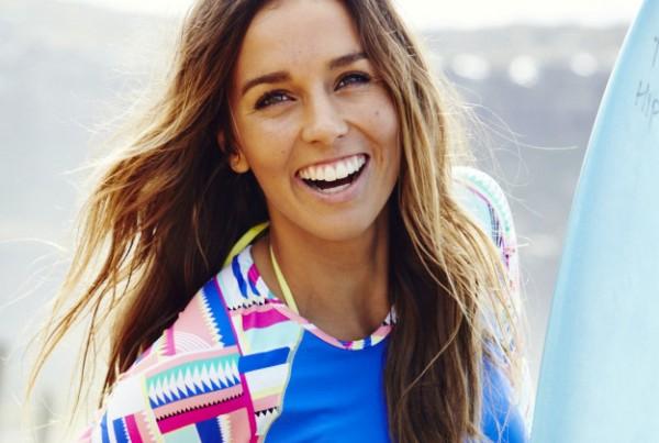 Sally Fitzgibbons رشته ورزشی موج سواری از کشور استرالیا