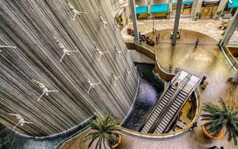 آب نمای غواصان، امارات متحده عربی