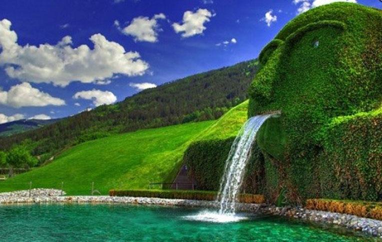 آب نمای سواروفسکی، اتریش