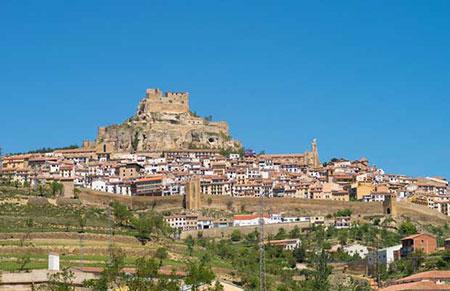 مورلا در اسپانیا