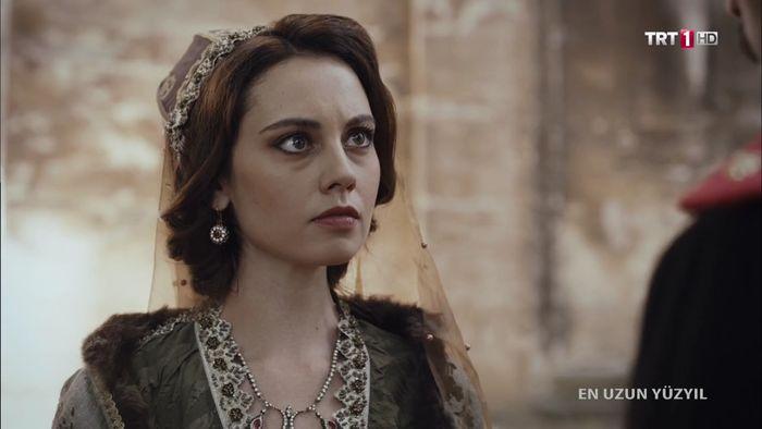 عکس های تویچه کومرال بازیگر نقش الماس در سریال هرگز تسلیم نمی شوم