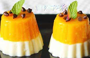 دسر انبه پرتقالی