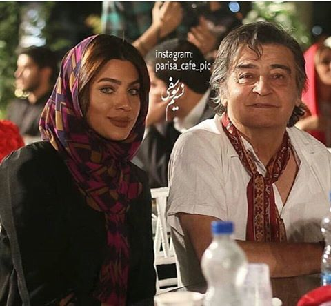 عکس های رضا رویگری و همسرش در یکی از جشن های سینمایی