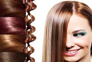 نحوه ترکیب کردن رنگ موهای مختلف با هم