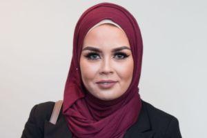 موهای زن مسلمان