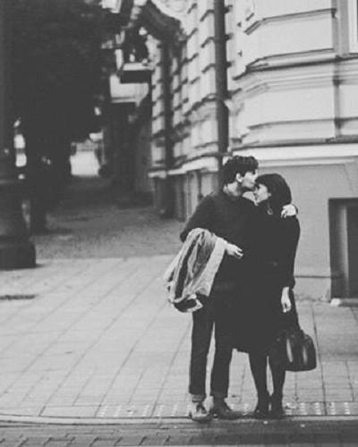 تصاویر از دو عاشق