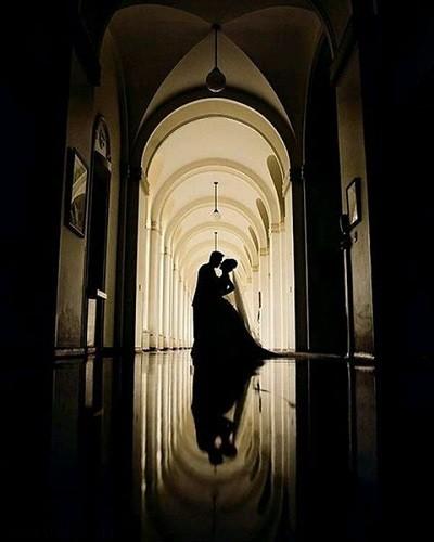 عکس عاشقانه پسر و دختر | تصاویر عاشقانه زن و شوهری