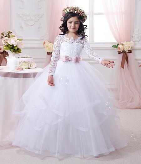 شیک ترین مدل لباس مجلسی بچه گانه دخترانه کوتاه و بلند