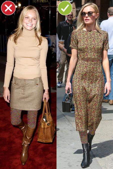 چطور لباس بپوشیم که قد کوتاه به نظر نرسیم