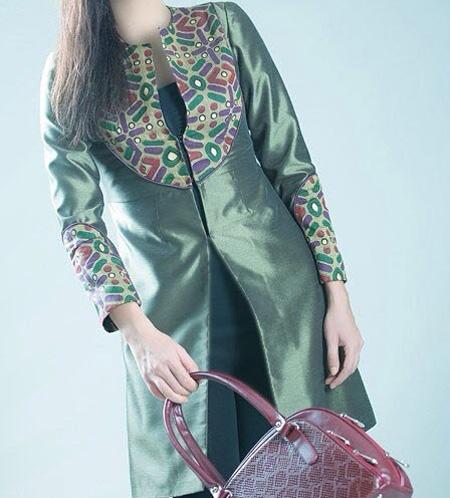 Photo of مدل مانتو ساتن | عکس های مدل مانتو ساتن جدید