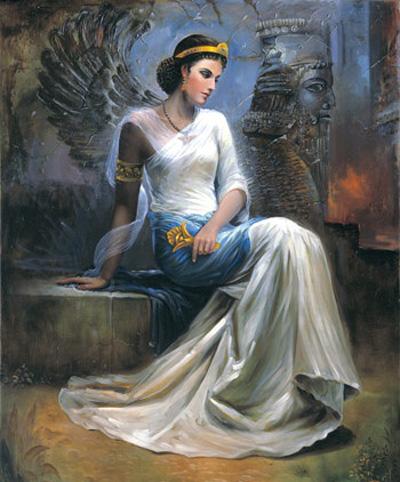 کاساندان همسر کوروش بزرگ