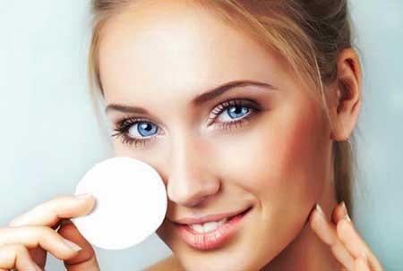 پاک کننده های طبیعی | با مواد طبیعی و بدون ضرر آرایش ضورت را پاک کنید