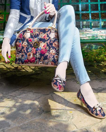 عکس های مدل کیف و کفش ست دانشجویی