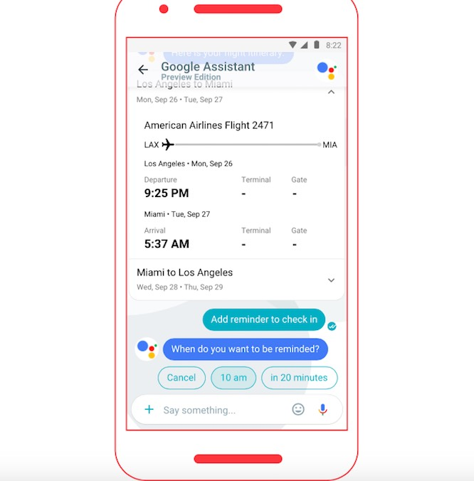 اپلیکیشن پیام رسان Allo گوگل