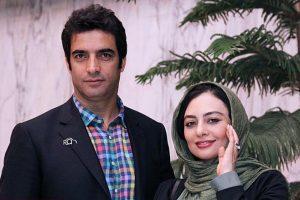 عکس جدید یکتا ناصر در کنار همسرش منوچهر هادی در کنسرت فرزاد فرزین