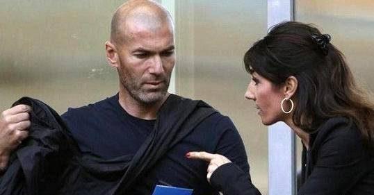 ماجرای عاشق شدن زین الدین زیدان و ازدواج این فوتبالیست با همسرش