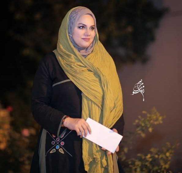 مدل لباس نرگس آبیار و بازیگران زن ایرانی در جشن منتقدان سینما95