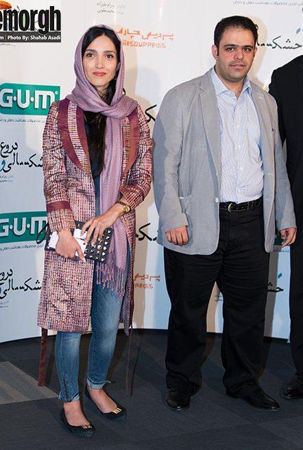 عکس خاطره اسدی بازیگر فیلم خشکسالی و دروغ